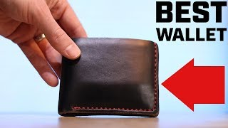 Popov Leather Wallet Review | One Of The Best Wallets Around!