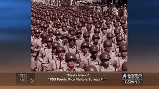 """Fiesta Island"" 1953 Puerto Rico Visitors Bureau Film"