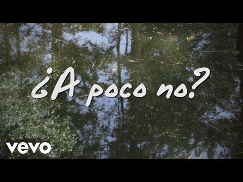 José Madero - ¿A Poco No? (Lyric Video)