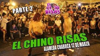 El Chino Risas y El Marciano En La Chabuca (PARTE 2) - 12/03/19