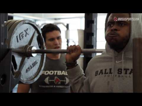 Ball State Sports Link: Football's Winter Workouts