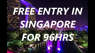 Free Visa for Singapore | Visa on Arrival for Singapore | Singapore without Visa