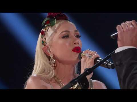 "Blake Shelton & Gwen Stefani: ""Nobody But You"" | 2020 GRAMMYs Performance"