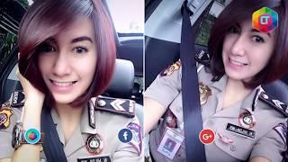 8 Polwan Paling Cantik Di Indonesia