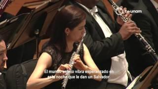 Concierto Especial de Navidad. Orquesta Sinfónica de Minería