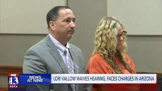 Lori Vallow Waives Hearing, Faces Charges In Arizona