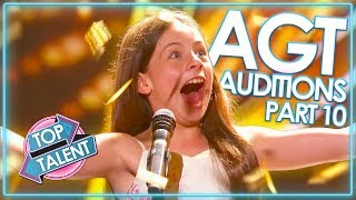 America's Got Talent 2019 | Part 10 | Judge Cuts | Top Talent