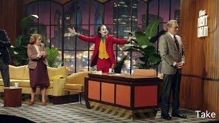 Alternate scenes 'Joker' Bonus Extras [+Subtitles]