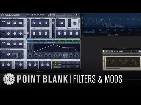 NI Massive: Synthesis & Sound Design Pt 1 – Filtering & Modulating
