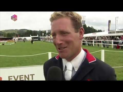 Blair Castle 2016 WINNER Oliver Townend & Cillnabradden EVO