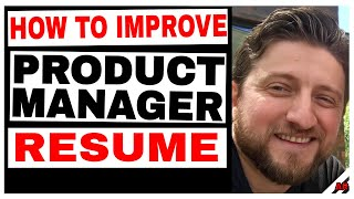 Reviewing Real Resumes: How to Improve Your Product Manager Resume (Workshop #1)
