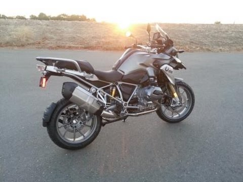 2015 BMW R1200GS * What Would Steve Jobs Do?