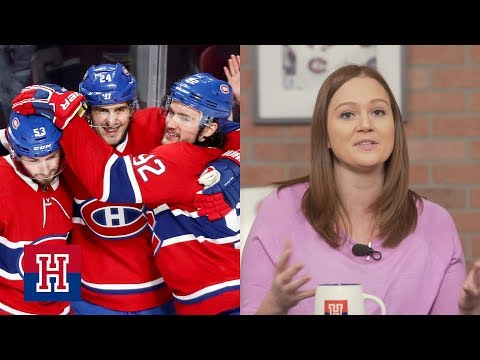 Canadiens have 'something special' this season | HI/O Show