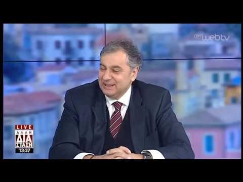 Ο Βασίλης Κορκίδης στην «Άλλη Διάσταση» | 02/01/19 | ΕΡΤ