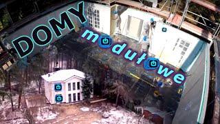 Domy modułowe - Domy stawiane w 2 dni? - Twardy Reset