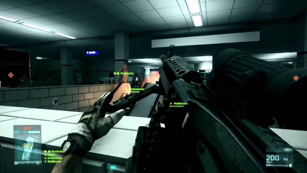 Battlefield 3's Operation Metro Delivers Multiplayer Mayhem