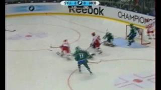 Champions Hockey League: Salavat Yulaev Ufa - Mountfield Ceske Budejovice