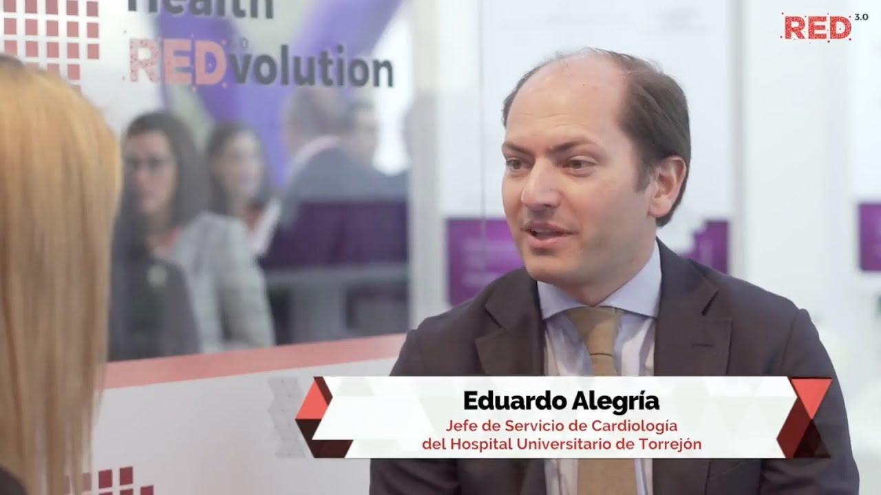 Health RedVolution: Dr. Eduardo Alegría
