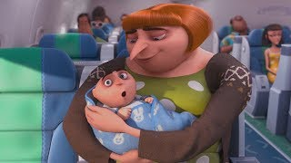Despicable Me 2 - Lucy On The Plane / I Choose Gru !