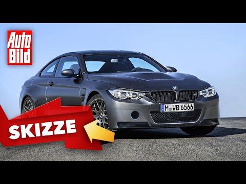 BMW M4 CSL (2020): Skizze - Wunsch - Sportwagen - Info