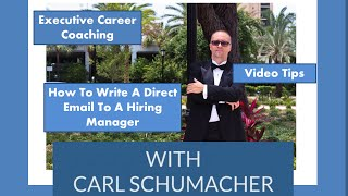 How To Write A Direct Email To A Hiring Manager