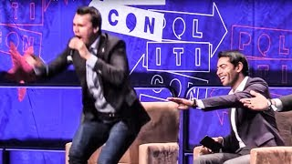 Charlie Kirk Has Complete Meltdown At Politicon