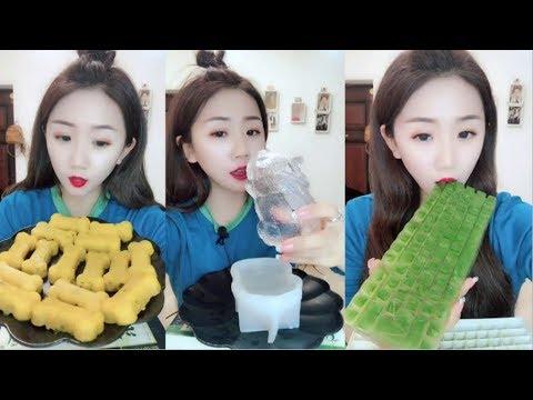 Buz Yemek Videoları - #118 ASMR (İce Eating)