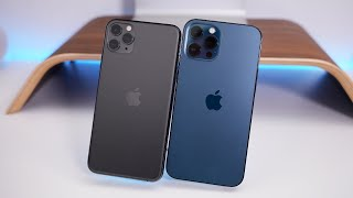 Apple iPhone 12 Pro Max vs Apple iPhone 11 Pro Max - Which should you choose?