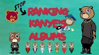 Stop Ranking Kanye's Albums