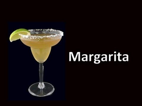 Video Margarita Cocktail Drink Recipe