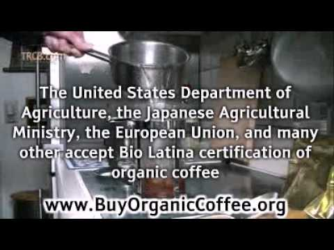 Authentic Organic Coffee