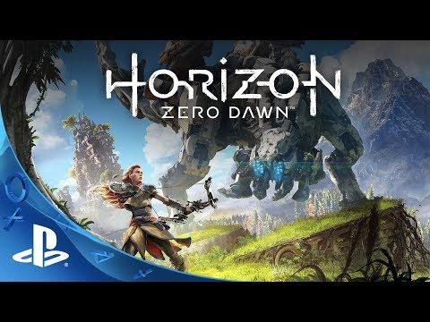 Horizon Zero Dawn /Novo jogo +/ Ultra difícil /Parte 1 :Um Mundo Novo