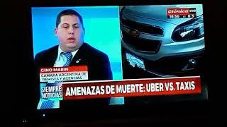 CRARA en contra de UBER Cronica TV