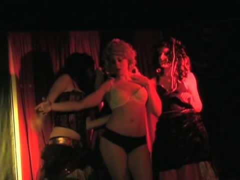 Carousel Cabaret Vampire Scene - Trophy's 10/28/08