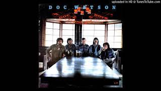 Doc Watson - Cypress Grove Blues (1976)