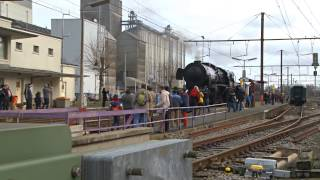 preview picture of video 'CFL-5519 at Kleinbettingen, Luxembourg'