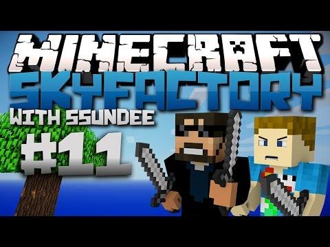 Minecraft | SkyFactory (Modded SkyBlock) - Ep: 10