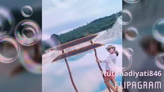 preview picture of video 'Tatu_DanauKaolin_BangkaIsland_4April2018#MyTripMyAdventure'