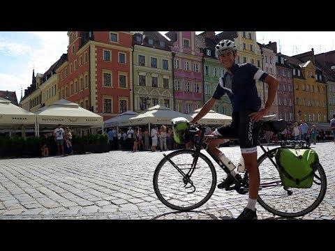 Quanto costa viaggiare in bici? Intervista con Radio Capo d'Istria