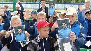 Сборная Уругвая по футболу провела первую тренировку на базе в Нижегородской области