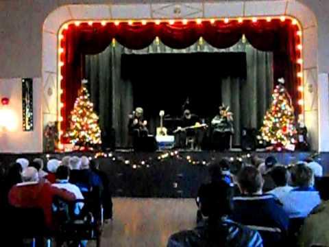 Patti Lamoureux Christmas Concert feat. Jeremy Rusu & Dan Frechette - Opening Medley