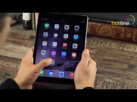 Обзор Apple iPad Air 2