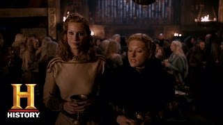 Sneak Peak - Aslaug Reminds Lagertha She Is Queen ? (Vo)