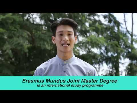 Erasmus Mundus Joint Master Degree - Opportunities for Myanmar students