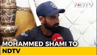 Match-Fixing Allegations A Plan To Tarnish My Character: Shami Tells NDTV