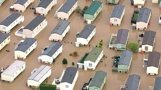 video: UK weather: Ten thousand homes planned for high-risk flood plains, analysis reveals