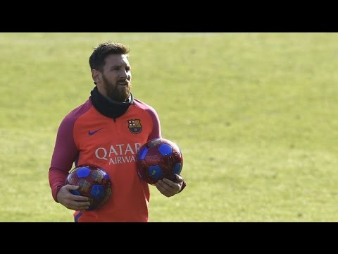 Lionel Messi Wows Teammates in Training 2017| Must Watch HD
