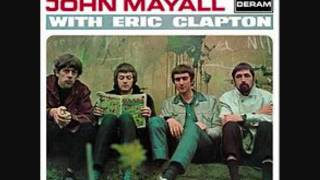 "Eric Clapton / John Mayall Bluesbreakers ""All Your Love [cover]"