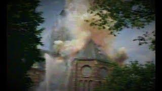 Brand Petruskerk 1998