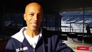 Retour sur Les Étoiles du Sport : L'interview montagne de Stéphane Diagana